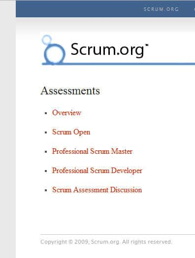 certified scrum
