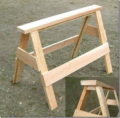 When To Build The Sawhorse